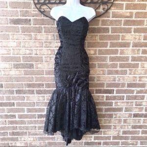 Zum Zum Lace Mermaid Dress